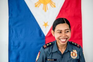 UN Women - Visit to Maria Police Station, Philippines