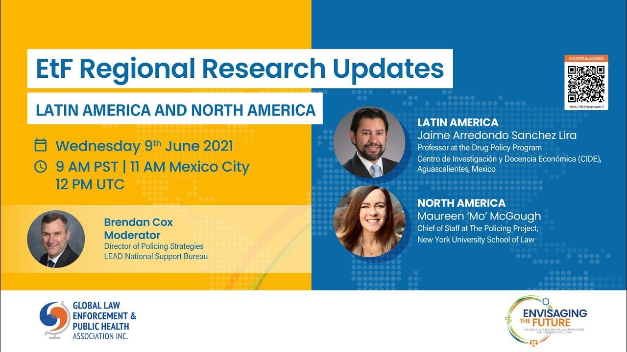 ETF REGIONAL RESEARCH UPDATES: WEBINAR 2 – LATIN AND NORTH AMERICA